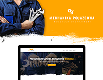 Mechanika Pojazdowa Website