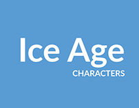 Ice Age Characters