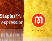 M by Staples brochure