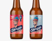 """""""Szwagier"""" Beer project vol.1"""