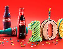 Coca-Cola 100 years !