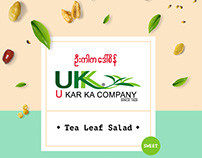 UKK Tea Leaf Salad