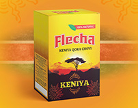 Flecha - Tea packaging