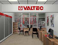 Оформление офиса VALTEC, г. Екатеринбург, 2018 г.