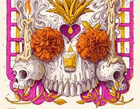 Jose Cuervo Tradicional label proposal