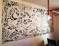 Mural 04 WitWorking / São José do Rio Preto / SP