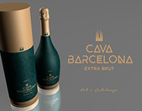 Label Design Vancouver / Cava Label Design