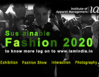 Sustainable Fashion Event Video Invite