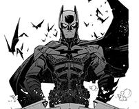 BATWEEK Monday: BATMAN ver.Dark knight Trilogy