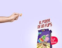 El poder de un Flips