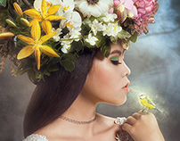 Nest Flower