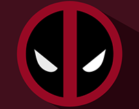 Two Deadpool icons