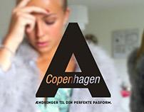 ASIC Copenhagen—Branding + UX/UI App + Landing Page