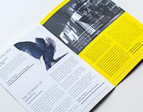 Royal Scottish Academy Magazine Newsletter