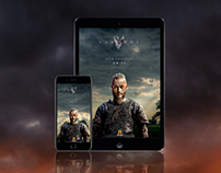 Vikings Web Promotion/Social Media