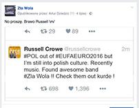 Viral: Russell Crowe (Zła Wola)