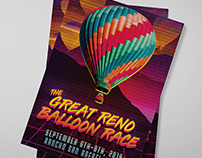 The Great Reno Balloon Race 2019 Program