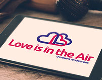 Love Is In the Air Branding