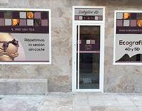rotulación de fachadas corporativas
