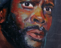 Portrait of Chad Coleman as 'Tyreese'
