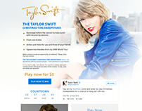Taylor Swift Experience (Spec)