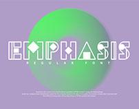 FREE Download Slowik Emphasis-Regular Font