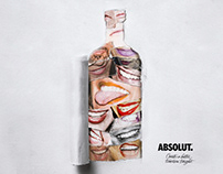 ABSOLUT. #CreateTomorrow