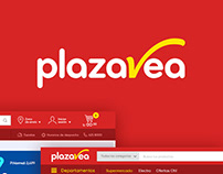 E commerce - Plaza Vea UX 2017