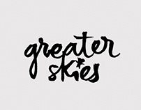 Greaterkies I · Calligraphy version
