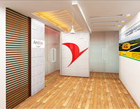INTERIOR FOR TURKEY AIRLINES