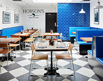Hobson's Fish & Chips