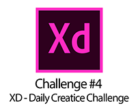 XD Daily Creative Challenge #4