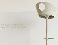 Loka / bar stool