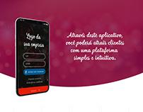 Hot Site App Promoções