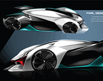 Peugeot Electric Extreme sports Equipment in 2040