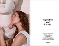 Pygmalion and Galatea | ANON Magazine