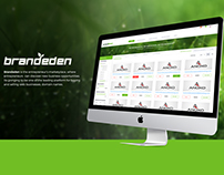 BrandEden Domain Selling Website