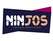 Ninjos Full Free Font