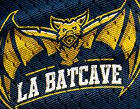 La Batcave | eSport Mascot logo