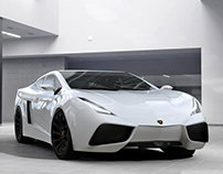 LAMBORGHINI | E-droid bachelor thesis