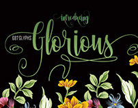Free Font: Glorious