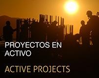 "iBook ""Proyectos en Activo"""
