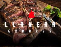 Llanera Express Identity