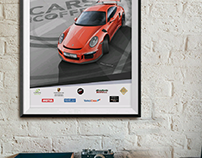 Cars&Coffee official Poster