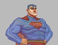 Sketch - Superman