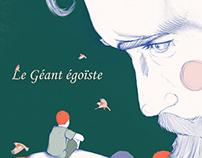the selfish giant Oscar Wilde illustrated book