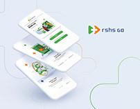 App Redesign - RSHS GO