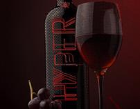 Hyper Wine Bottle