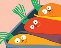 Ricardo magazine - Vegetal fish alternatives