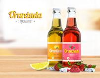 Oranżada z Kąkolewnicy / 3D, Branding & Print Ads